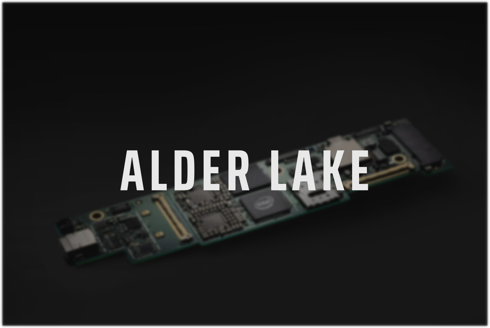 "Intel's ""hybrid"" Alder Lake CPU spotted in Chrome OS development"