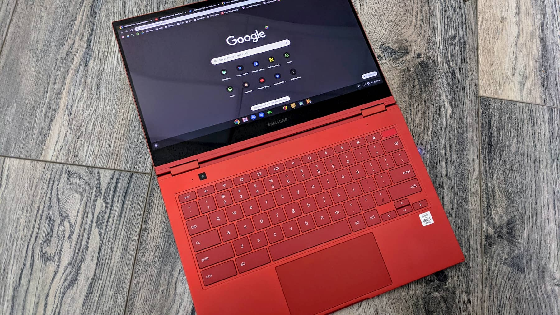 Proof that dark mode is still on the way for Chromebooks