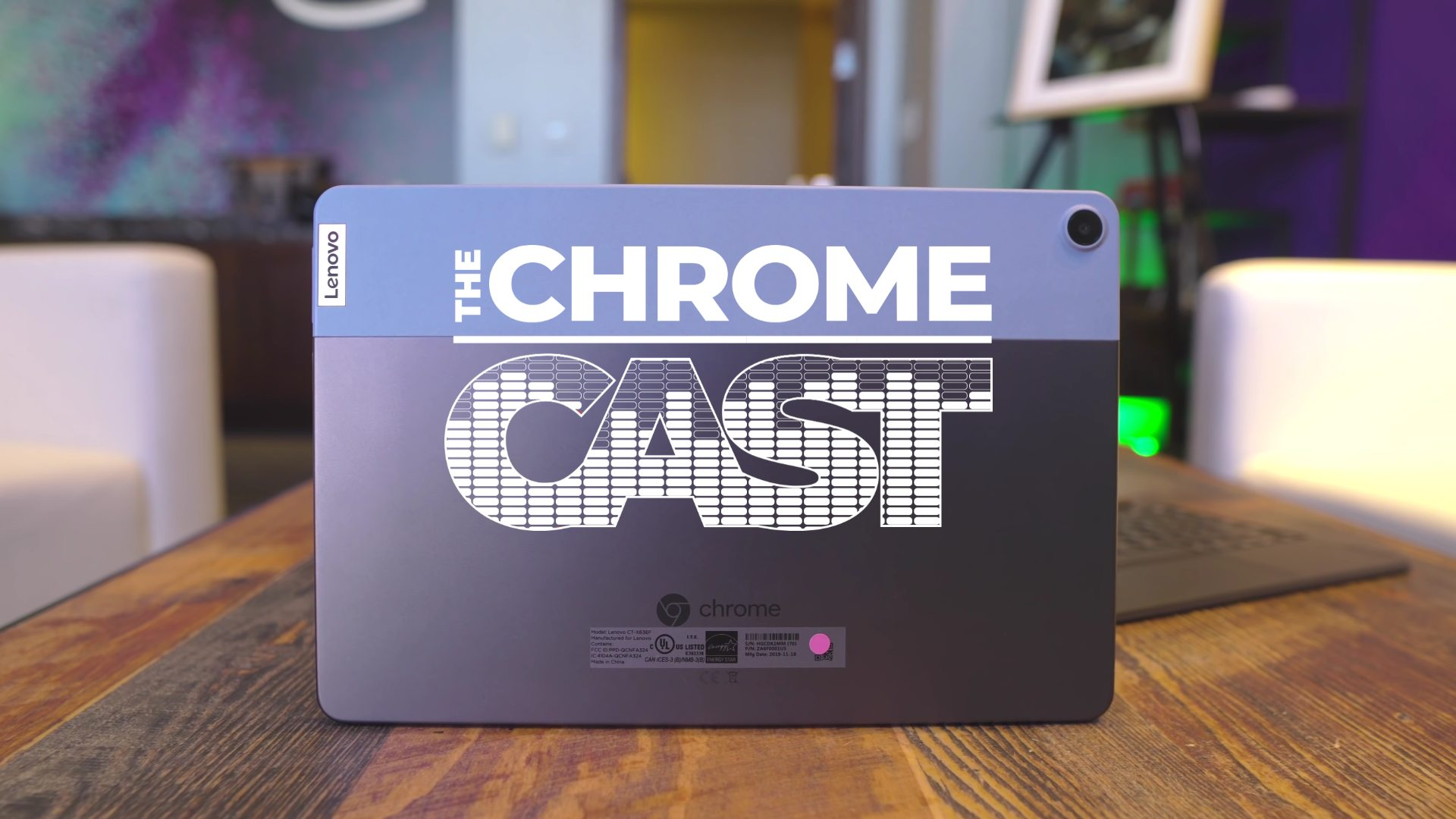 The Chrome Cast 57: Lenovo's new Chromebook Duet is going to be a big deal