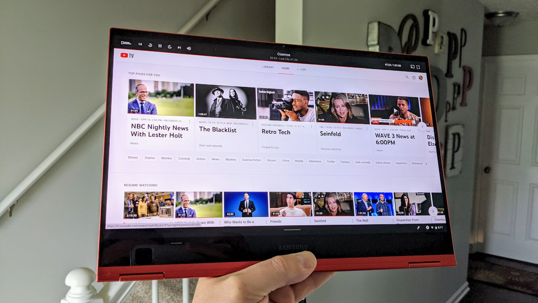 YouTube TV is another Chromebook PWA you can install directly from the Play Store