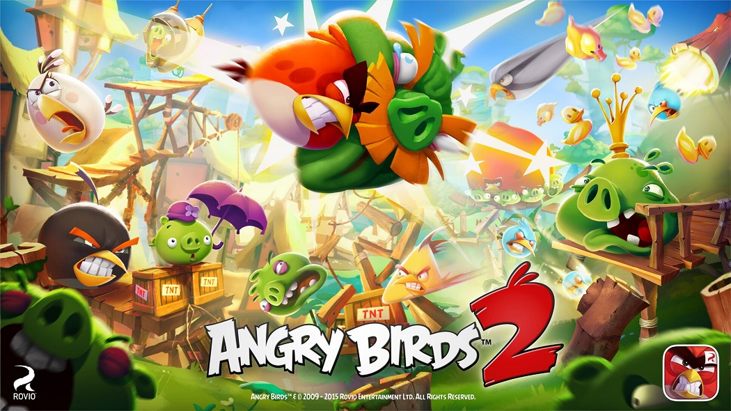Angry Birds 2 is the Perfect Family Quarantine Game That You Forgot About