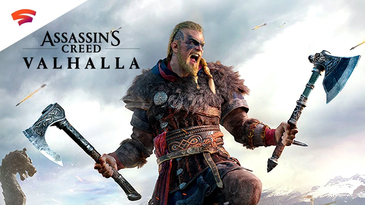 Those Aren't Real Vikings! Assassin's Creed Valhalla is Coming to Stadia