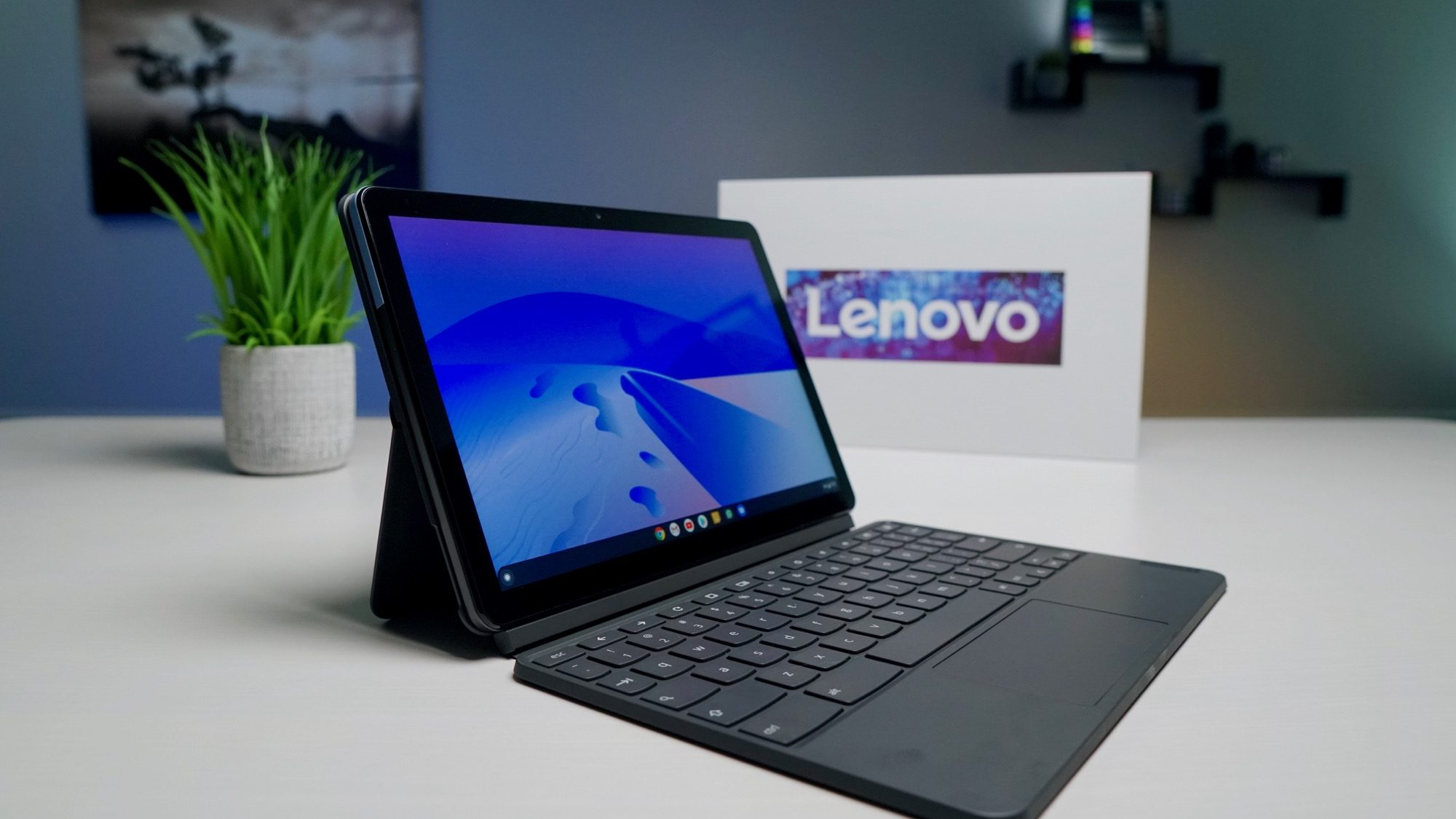 It turns out the Lenovo Chromebook Duet is a lot more unique than we first thought