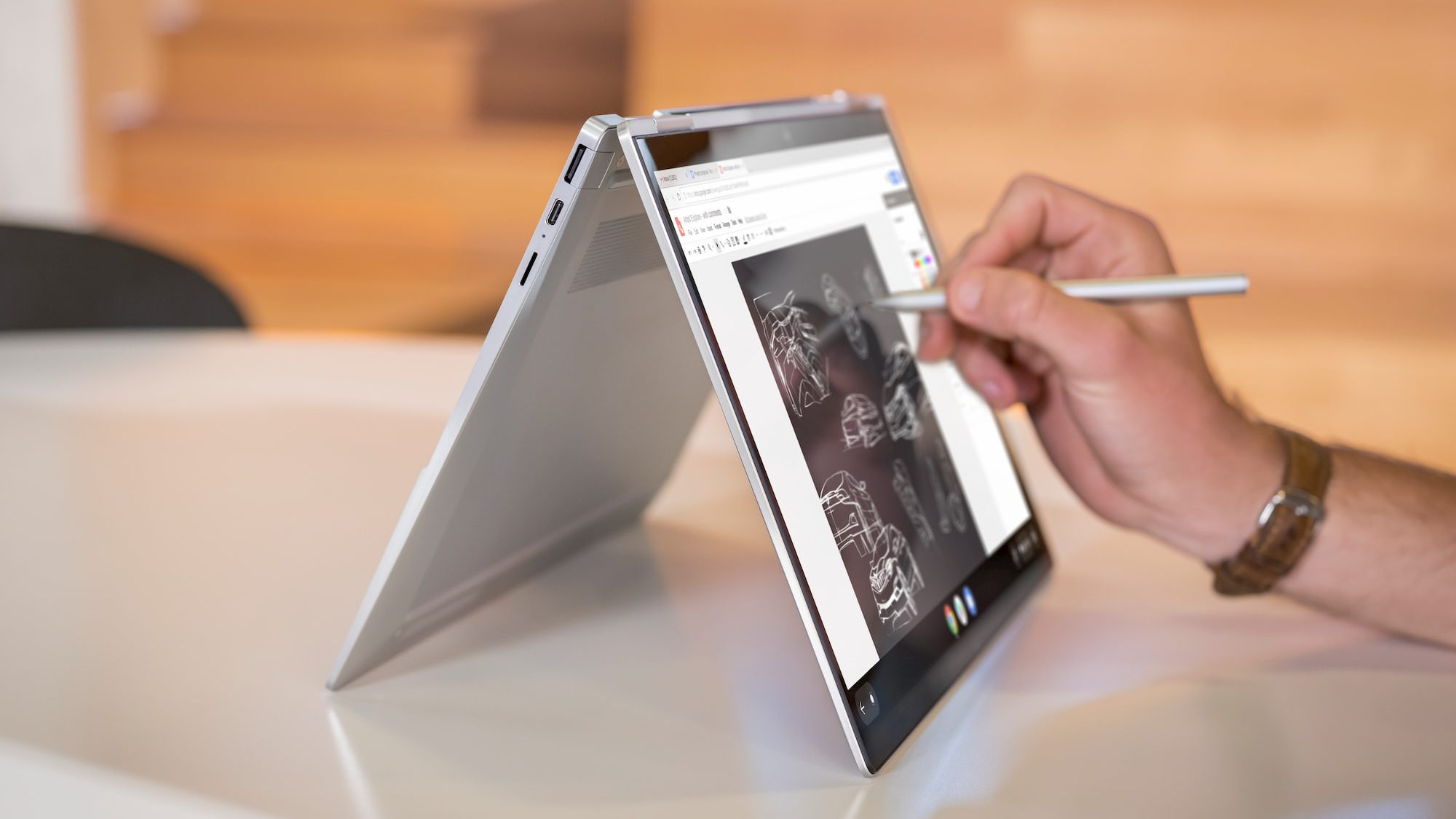The beautiful HP Elite c1030 Chromebook is now up for pre-order with some caveats