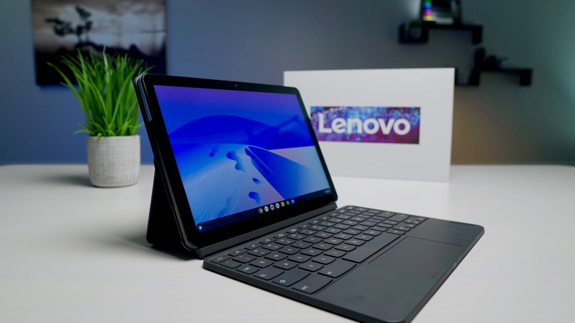 Deal Alert: Grab the Chromebook Duet Tablet from Lenovo for $243