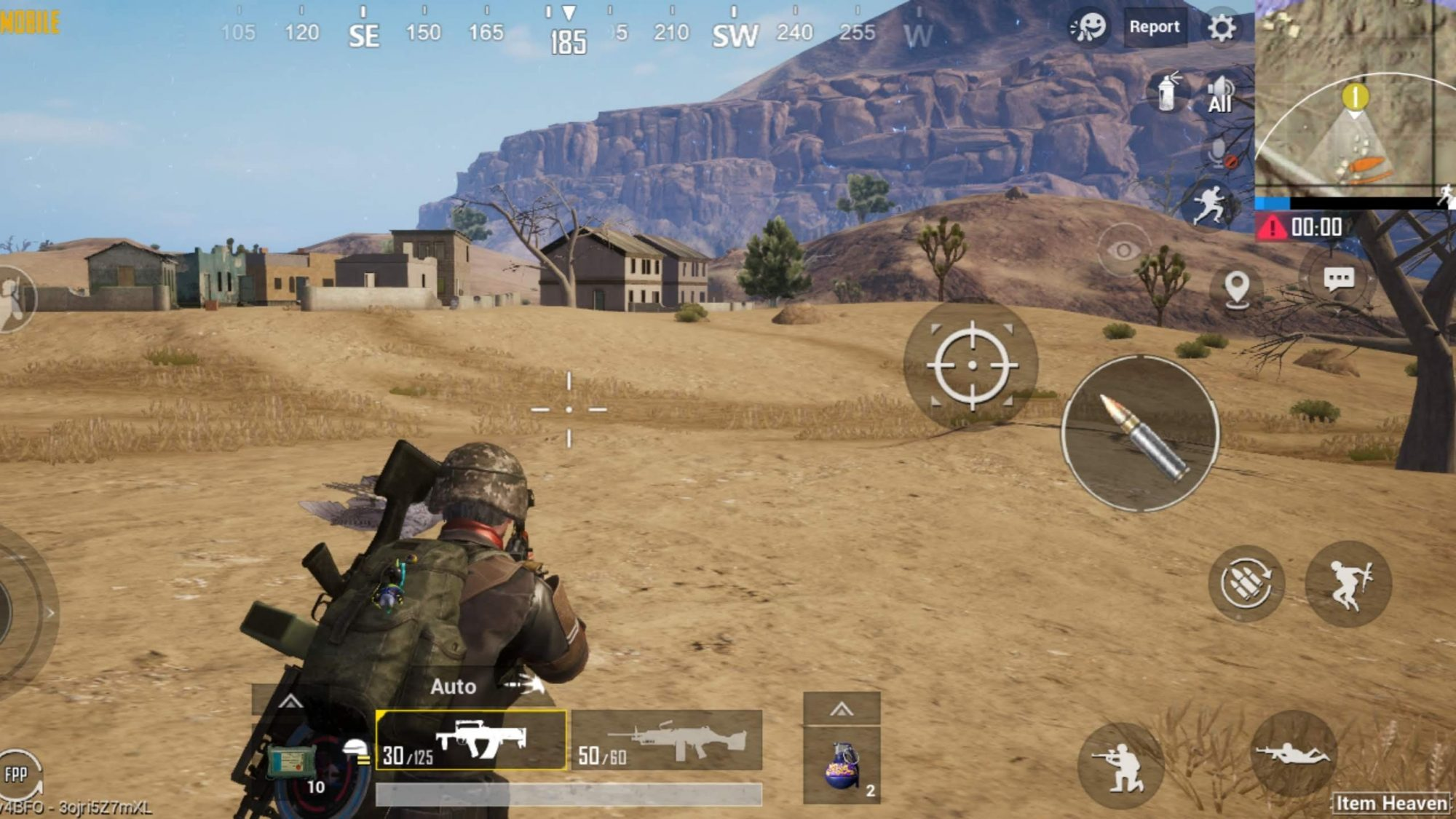Pew, pew! Show me your PUBG Mobile setup