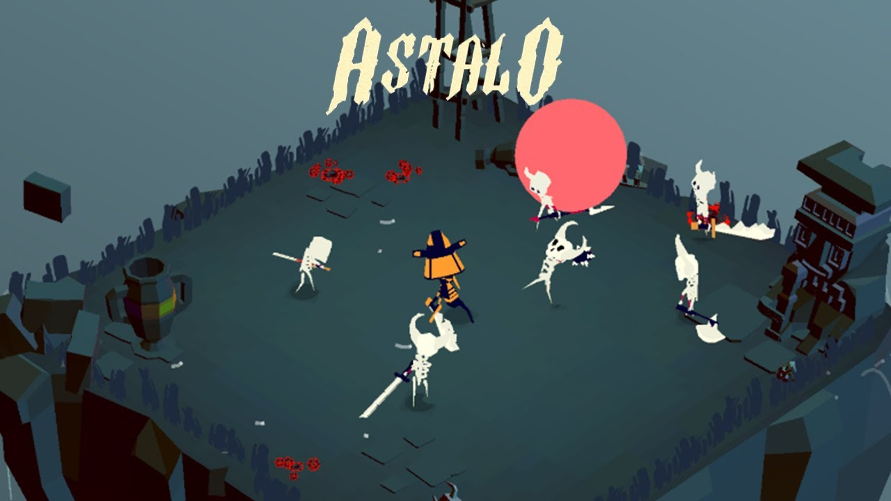 Astalo Gives Us Samurai Jack Feels, Releases on Android