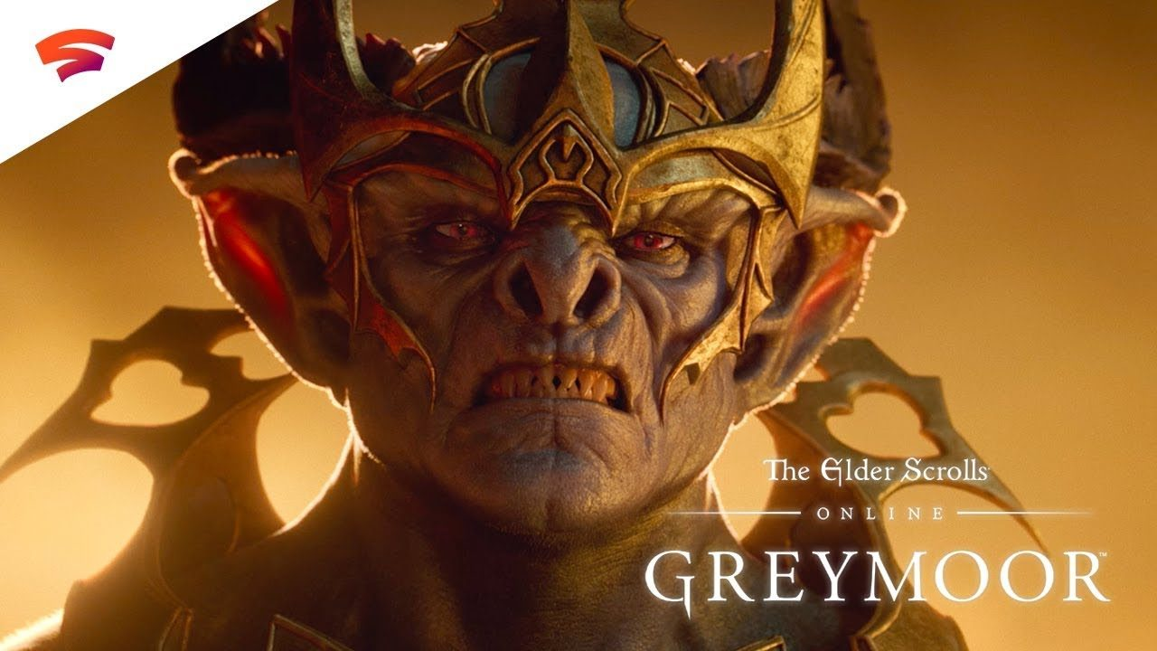 Descend into the Dark Heart of Skyrim. The Elder Scrolls Online Greymoor Gets Stadia Release Date