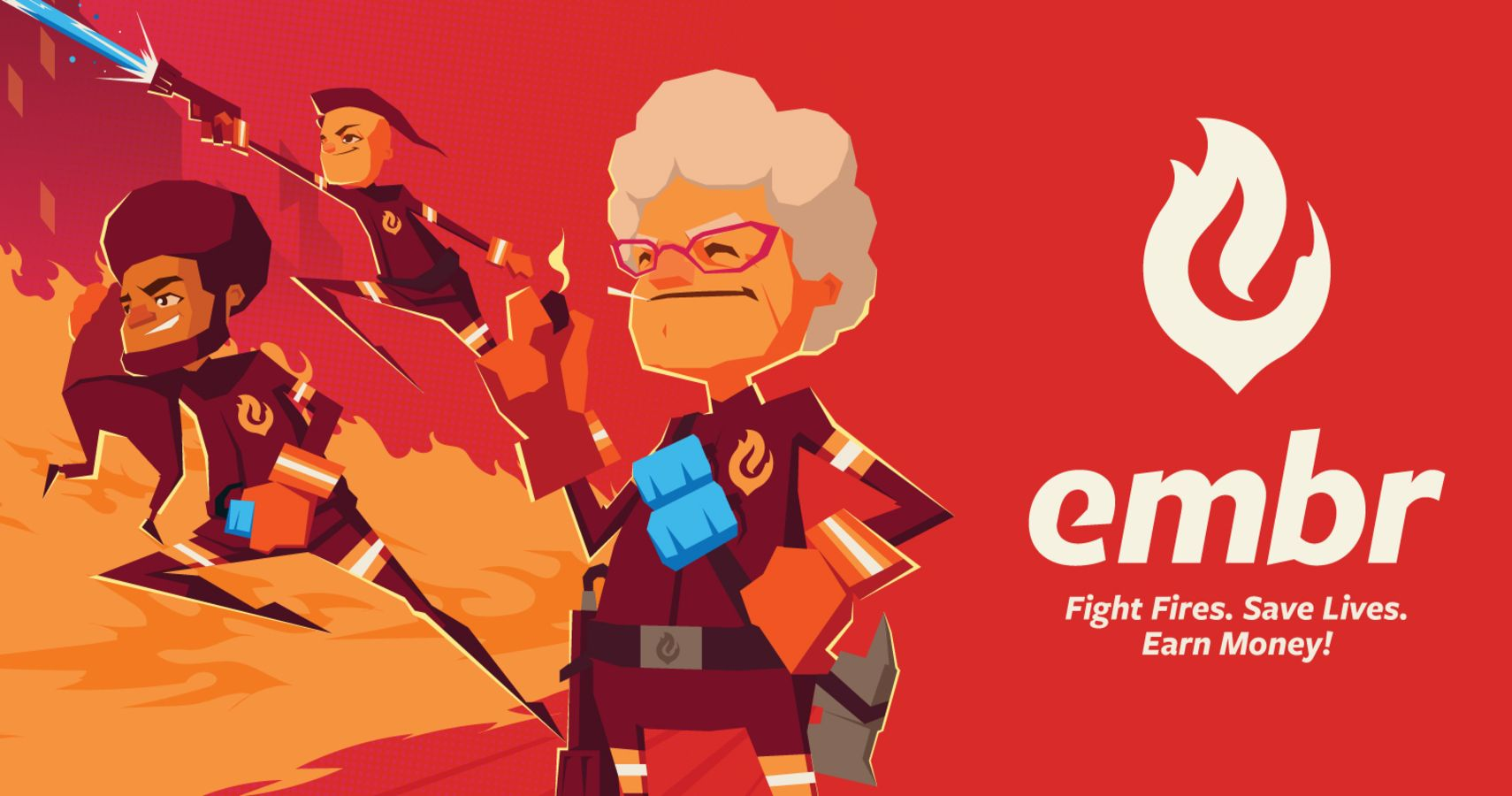 Embr Stadia Review: Blazing a New Trail For Firefighter Games