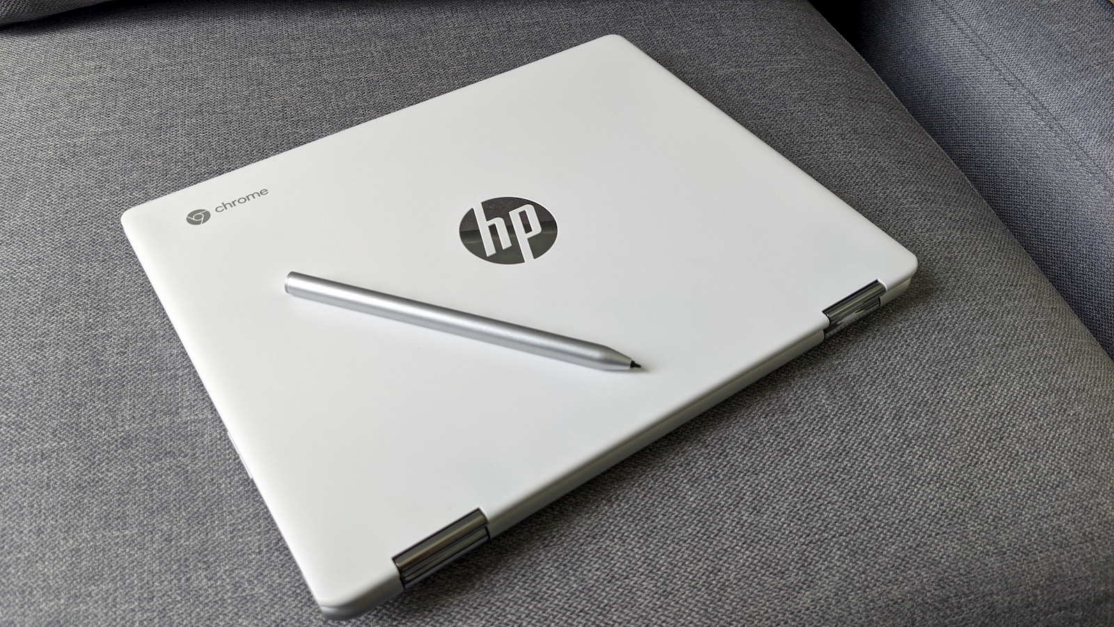 Chromebooks will soon report stylus battery levels
