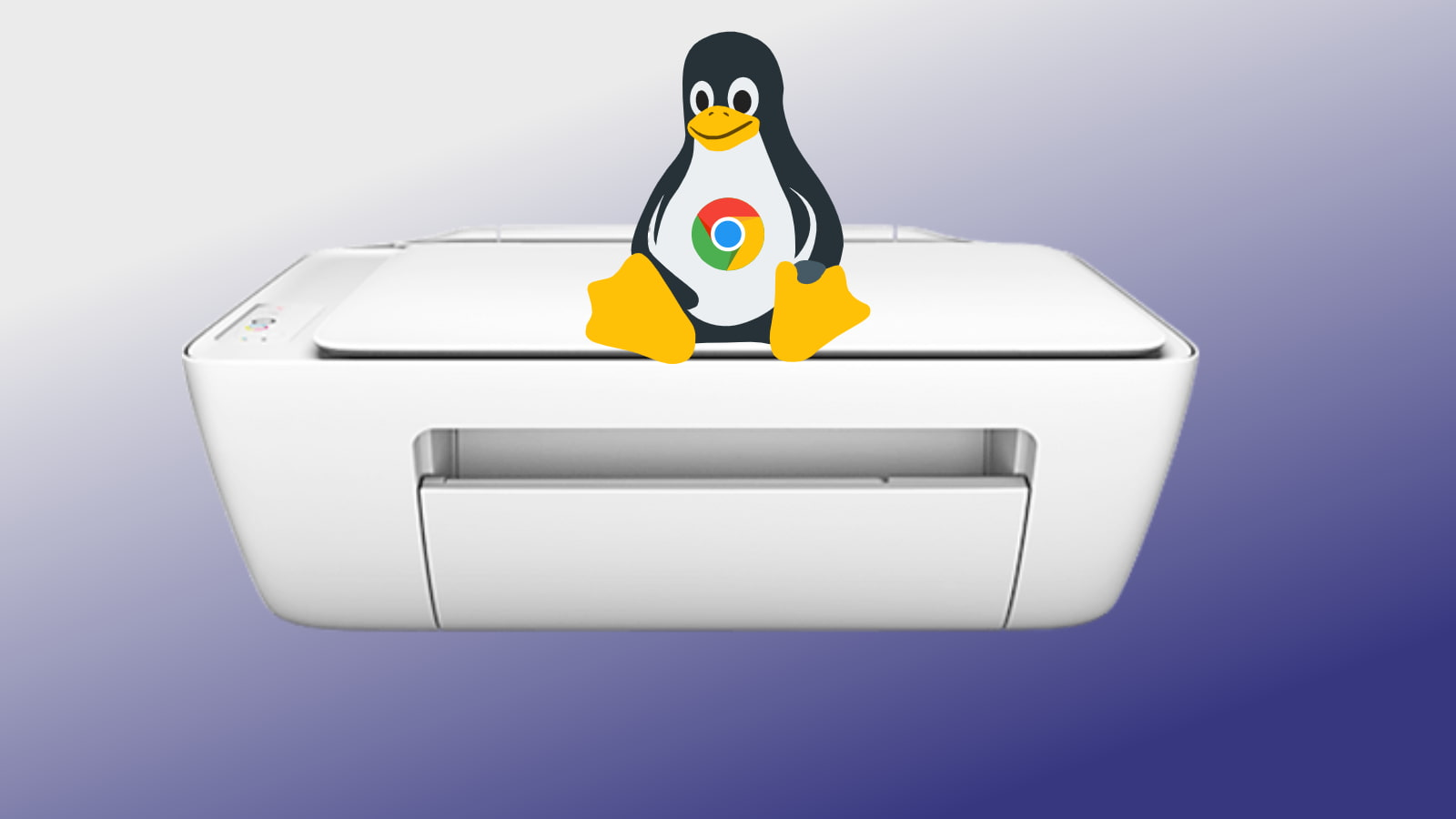 [UPDATE] How to use your HP Printer with Linux on Chrome OS