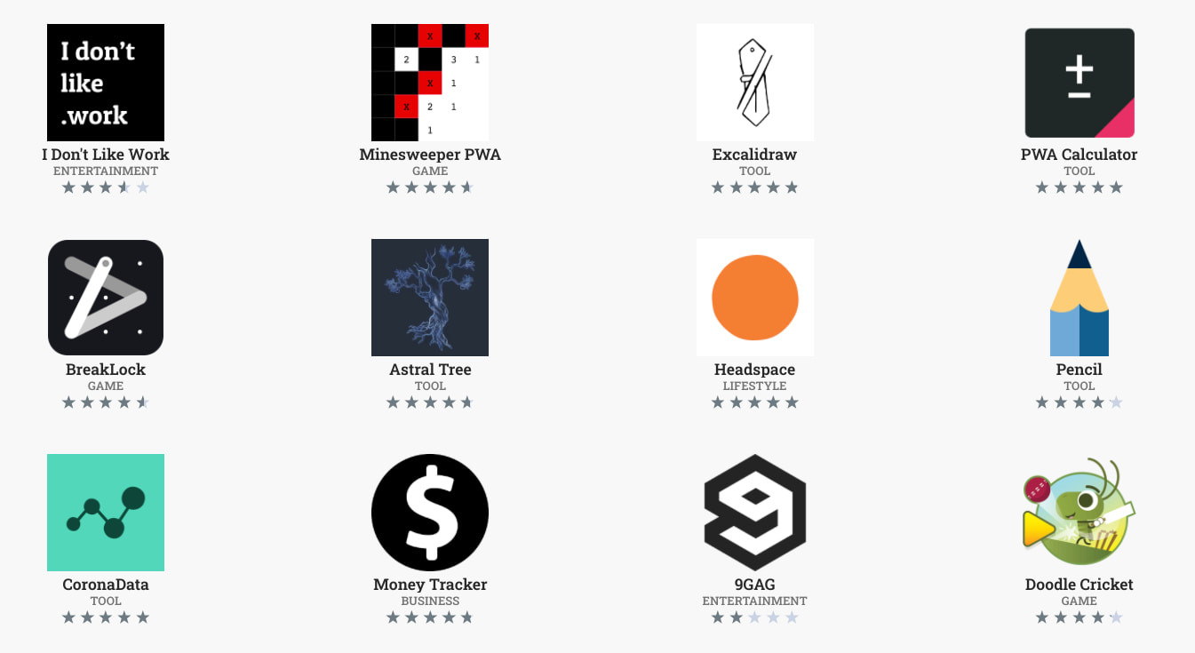 PWA Store sets its sights on making Web Apps easier to find