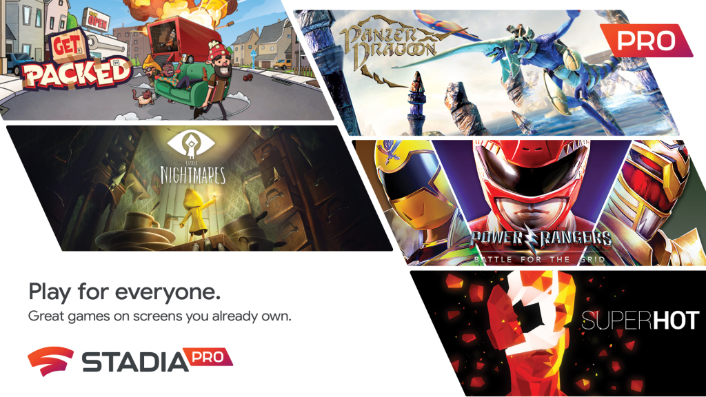 [UPDATE: Claim now]Stadia Pro Subscribers Get Six Free Games For June! Here They Are