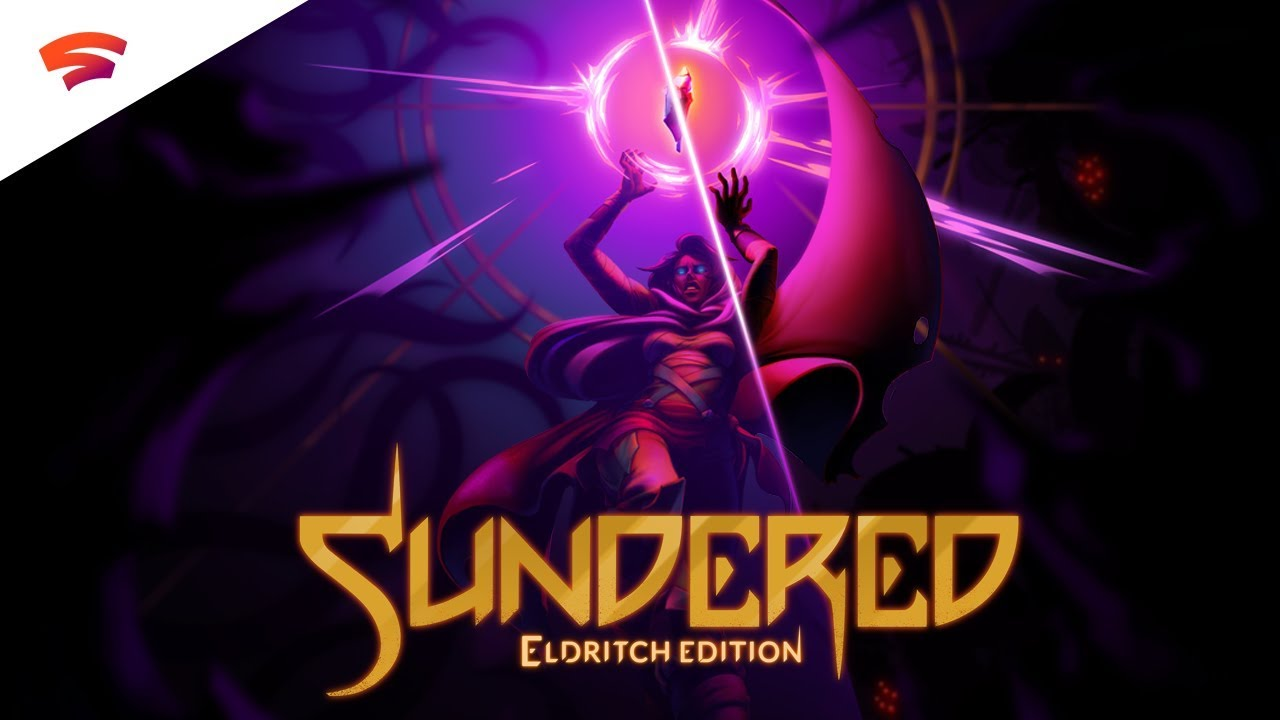 Grab This Chaotic Metroidvania Sundered: Eldritch Edition on Stadia Now