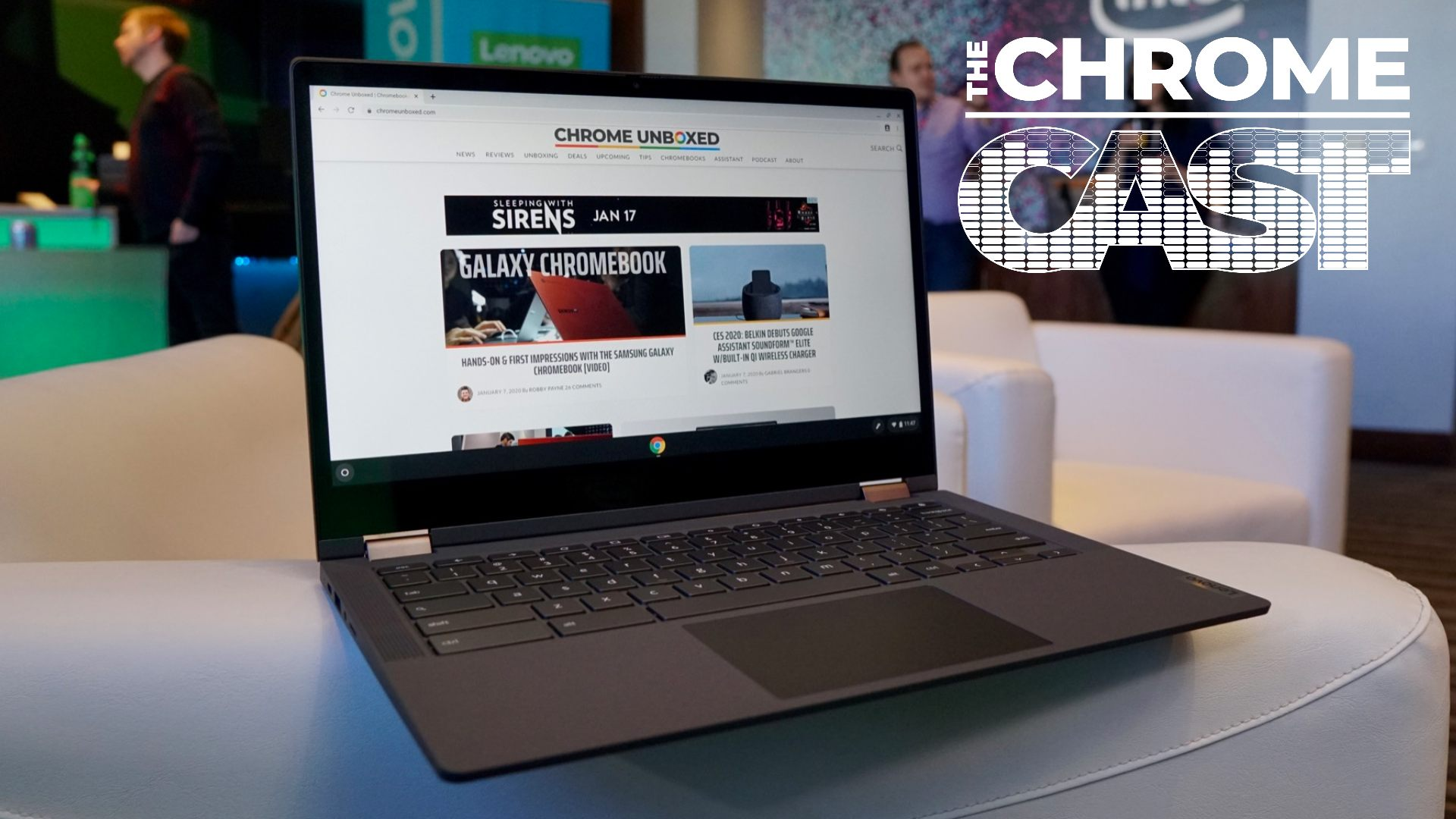 The Chrome Cast 62: Affordable Chrome OS hardware for the win