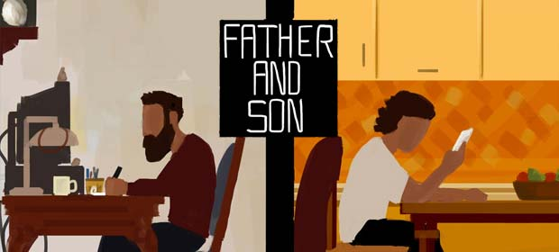Father and Son is an Unforgettable Observation of Love Forever Trapped in Time