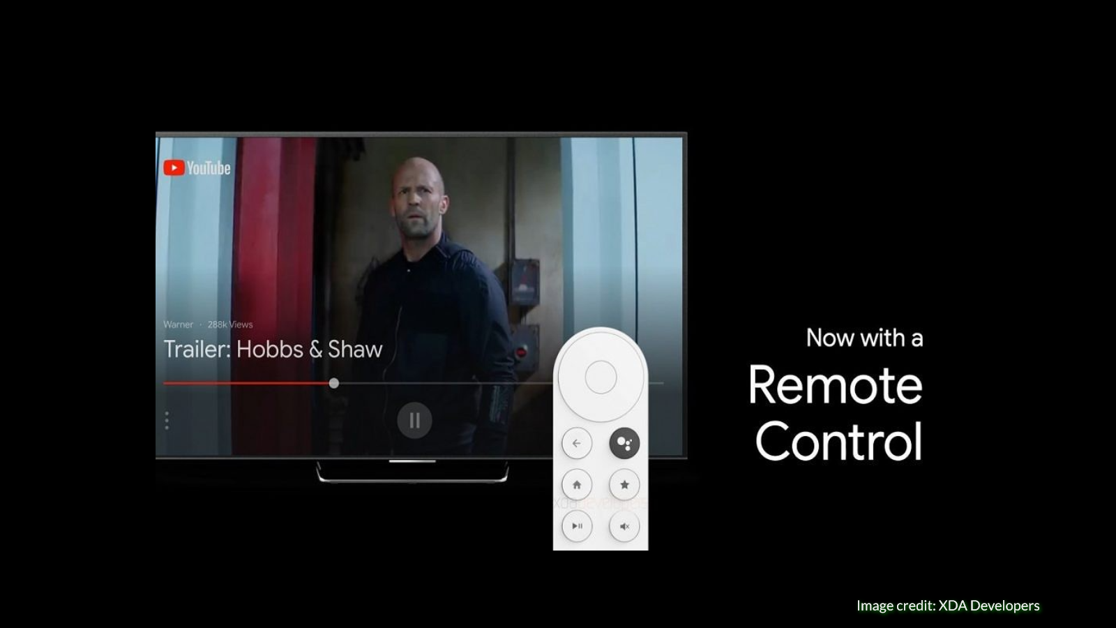 Google's new Android TV dongle could fix one of Chromecast's biggest shortcomings