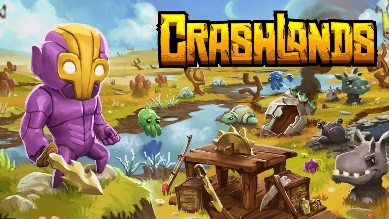 Google Play Pass for June kicks it up a notch with Crashlands, Infamous Machine and more!