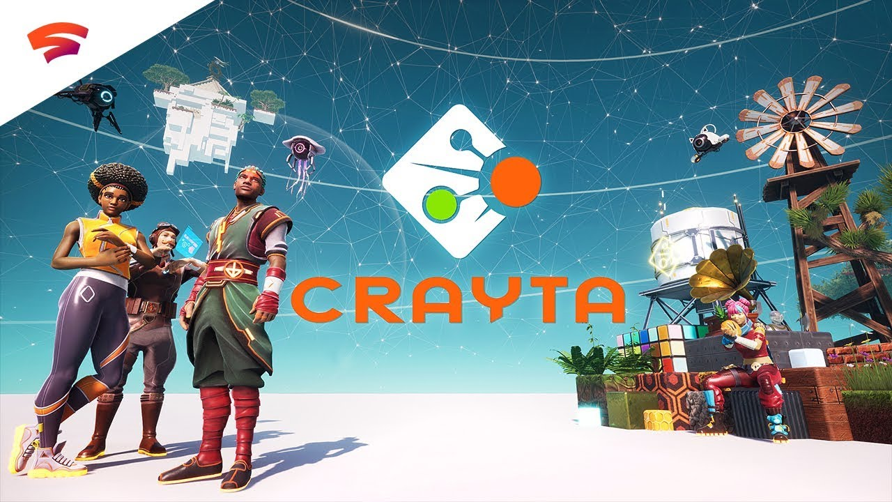 Crayta Will Be The First Stadia Game To Implement Revolutionary 'State Share' Feature