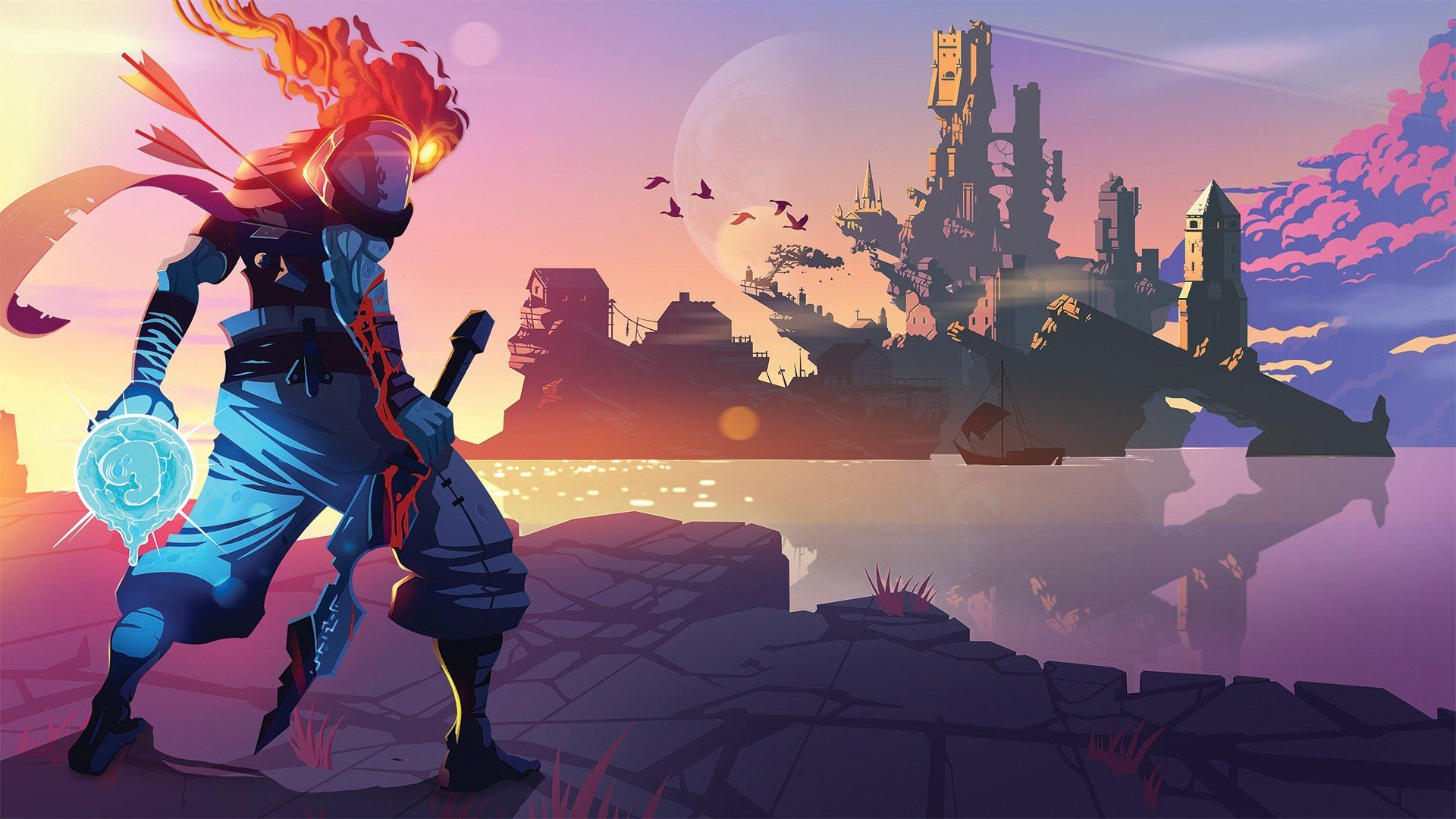 Death Is Not The End: Long Awaited 'Roguevania' Dead Cells Arrives on Google Play With Controller Support