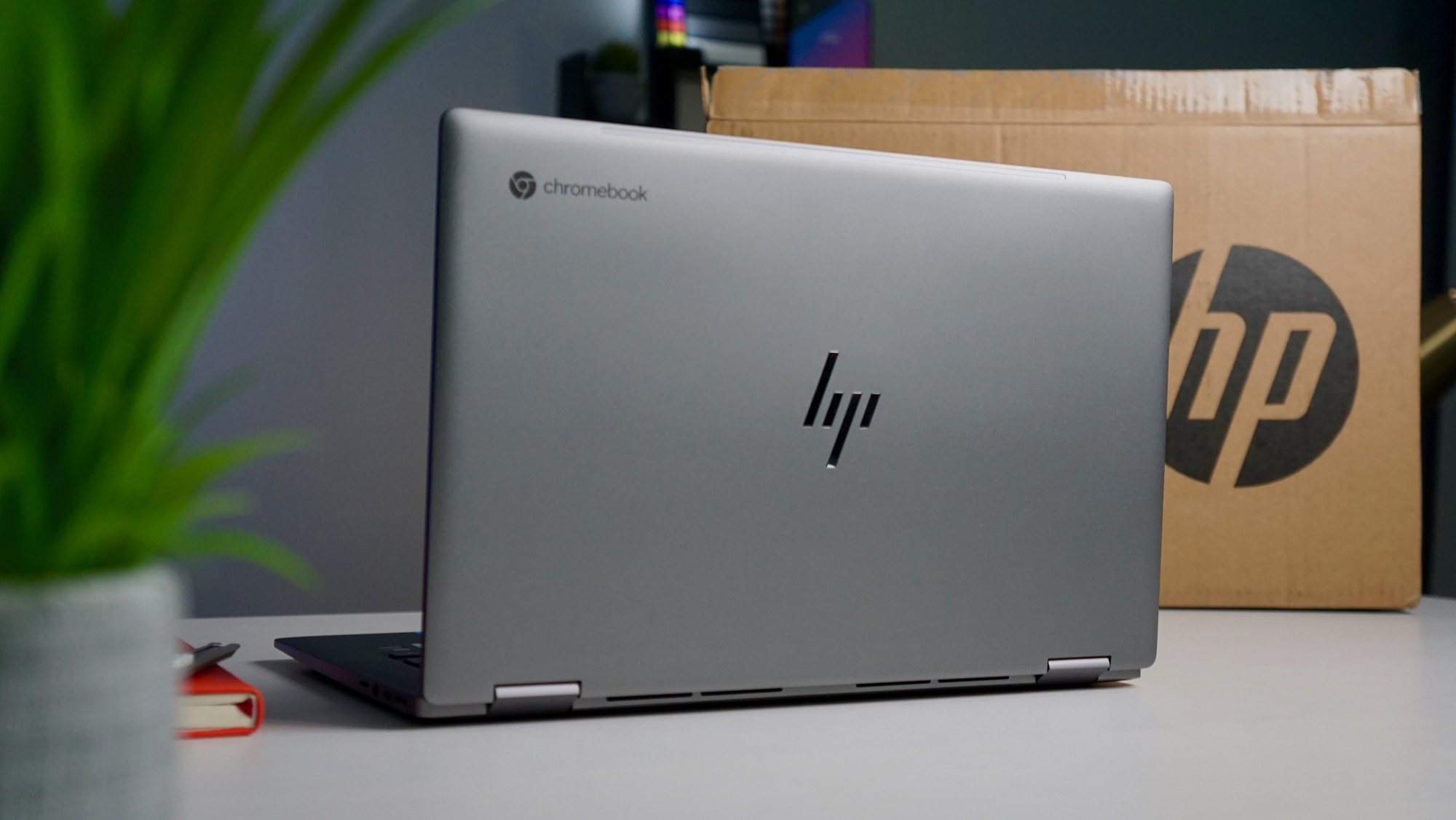HP Chromebook x360 14c unboxing and hands-on [VIDEO]