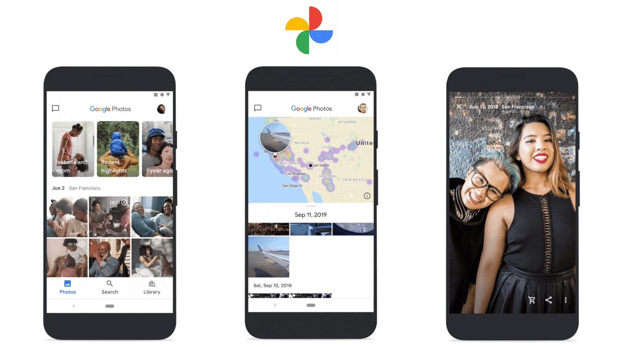 A couple of reasons why you should explore the new Google Photos app