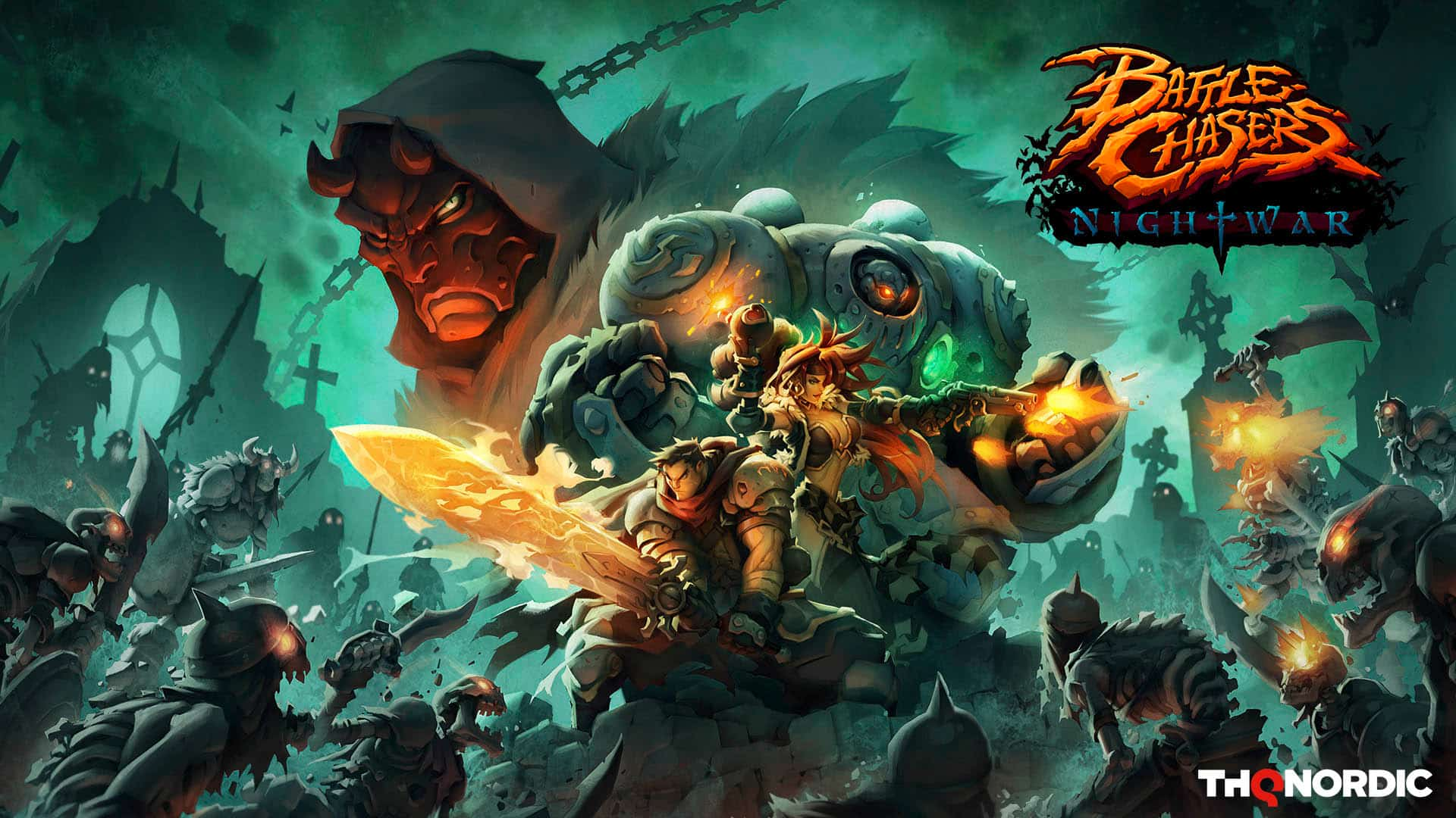 Deal Alert: Battle Chasers: Nightwar, Hack, Slash, Loot and more in Google Play Games sale this week!