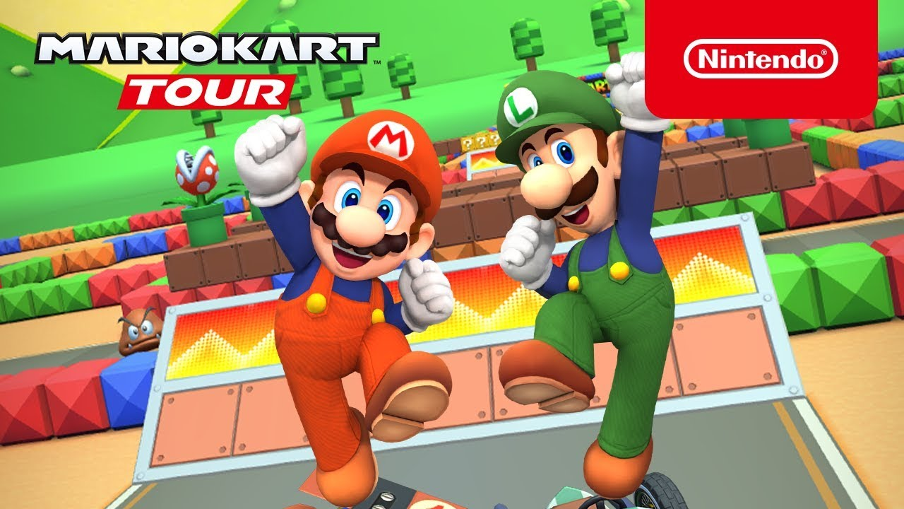 Mario Kart Tour update adds landscape gameplay, but there's something terribly wrong