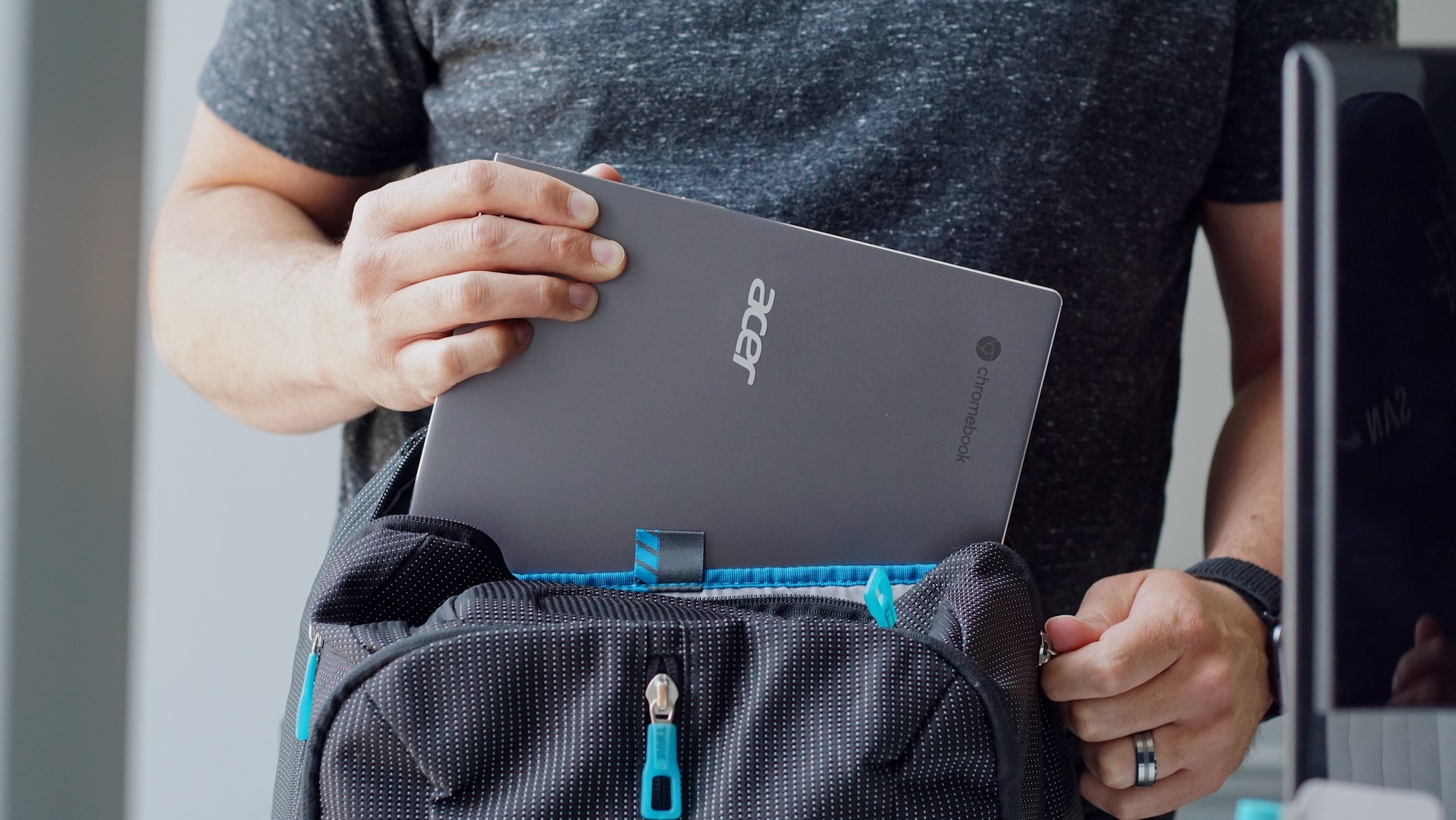 Why the Acer Chromebook Spin 713 is my new everyday carry [VIDEO]