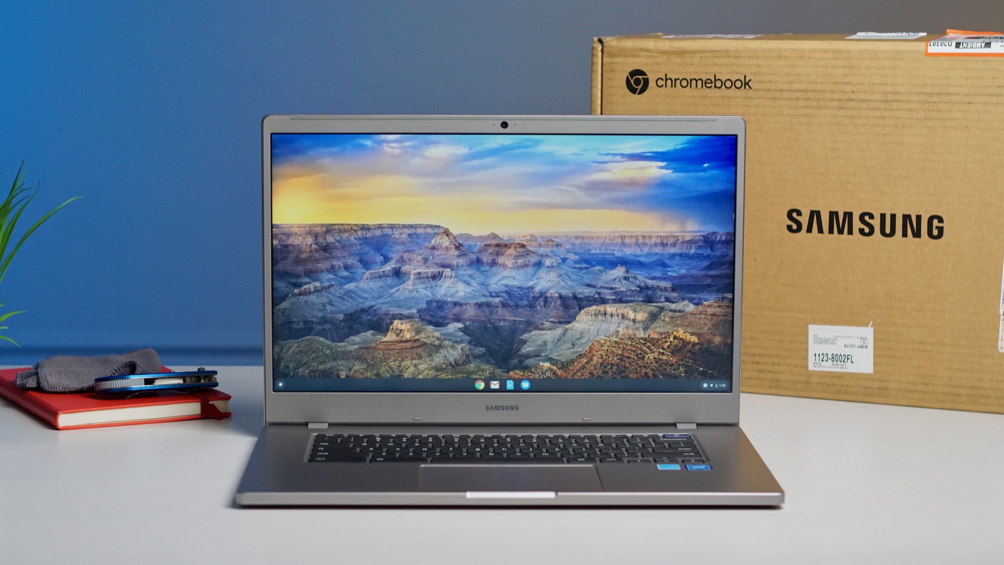 Samsung Chromebook 4+ unboxing and initial impressions [VIDEO]