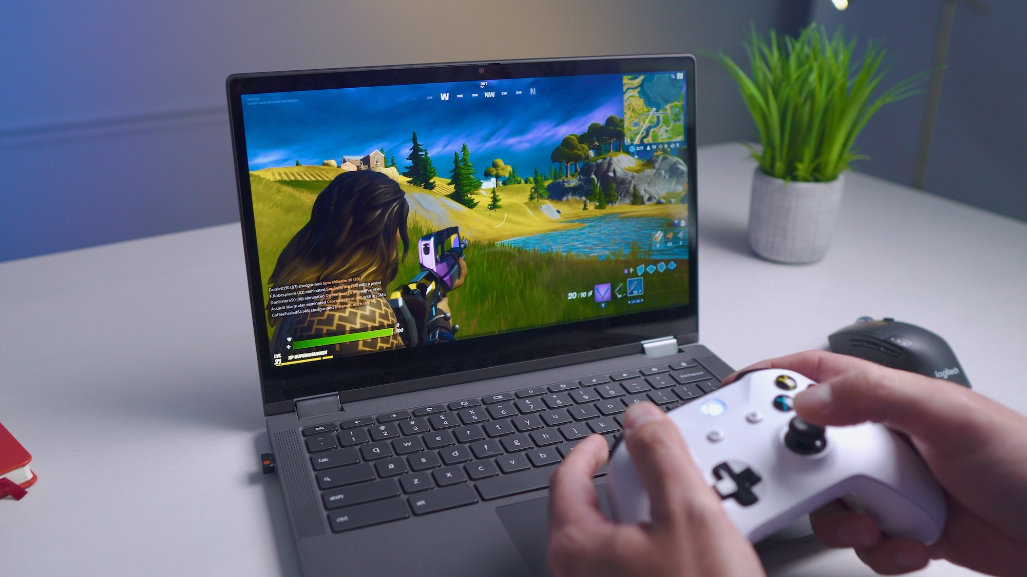 First Look: Nvidia Geforce Now brings compatibility for more than 650 high quality games to Chromebooks
