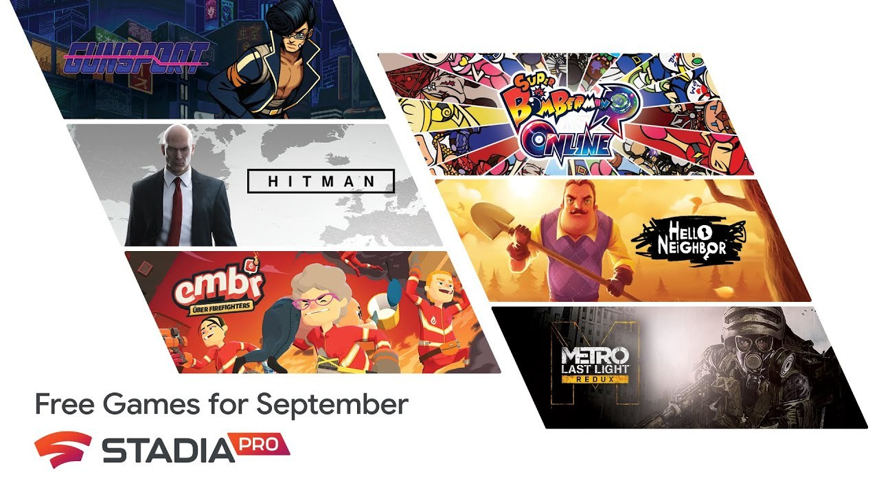Stadia Pro is boldly giving out another 6 free games this month. Windbound launches soon!