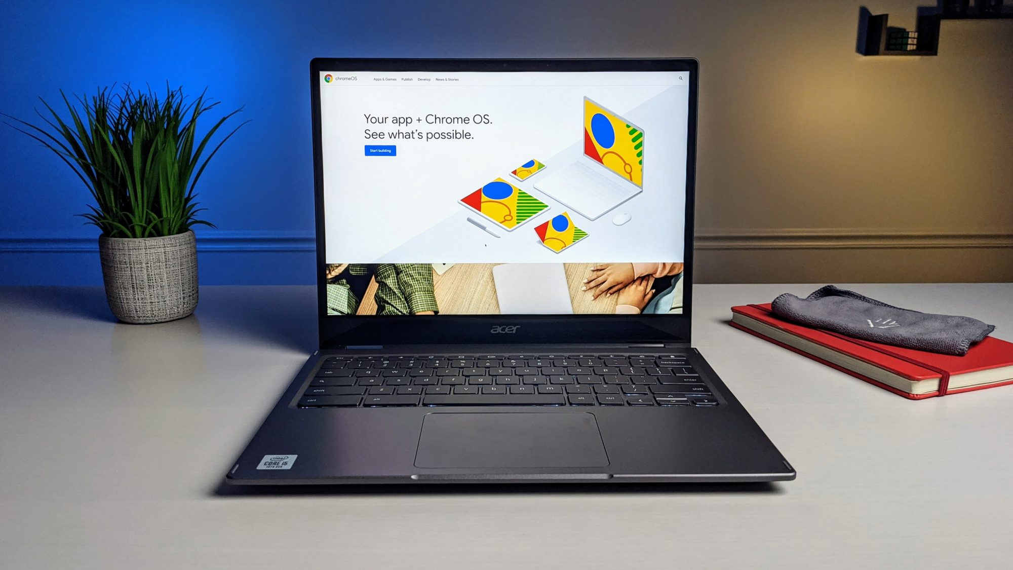 chromeOS.dev is a new hub to help developers make great things for Chromebooks