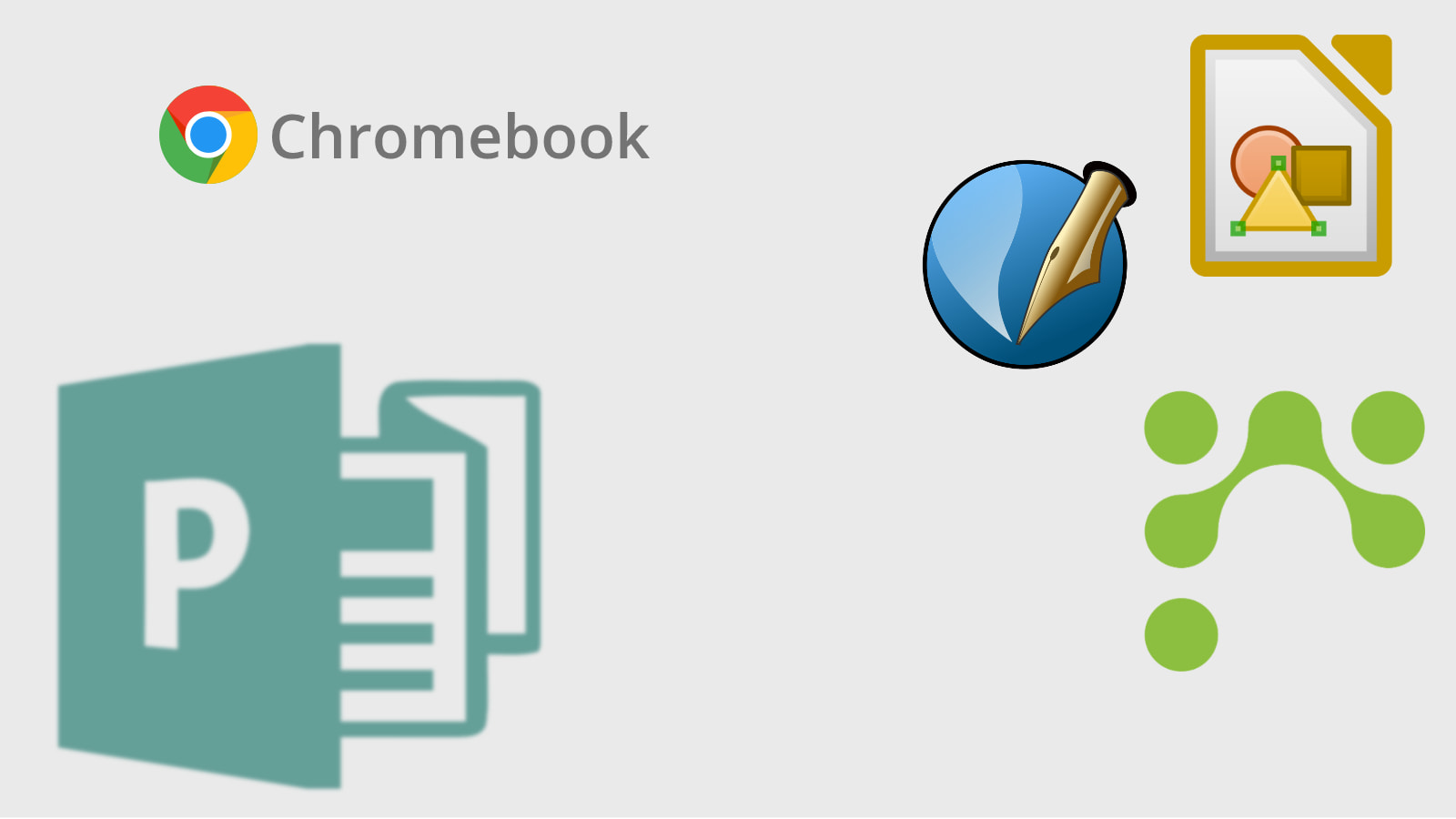 3 alternatives for Microsoft Publisher on your Chromebook