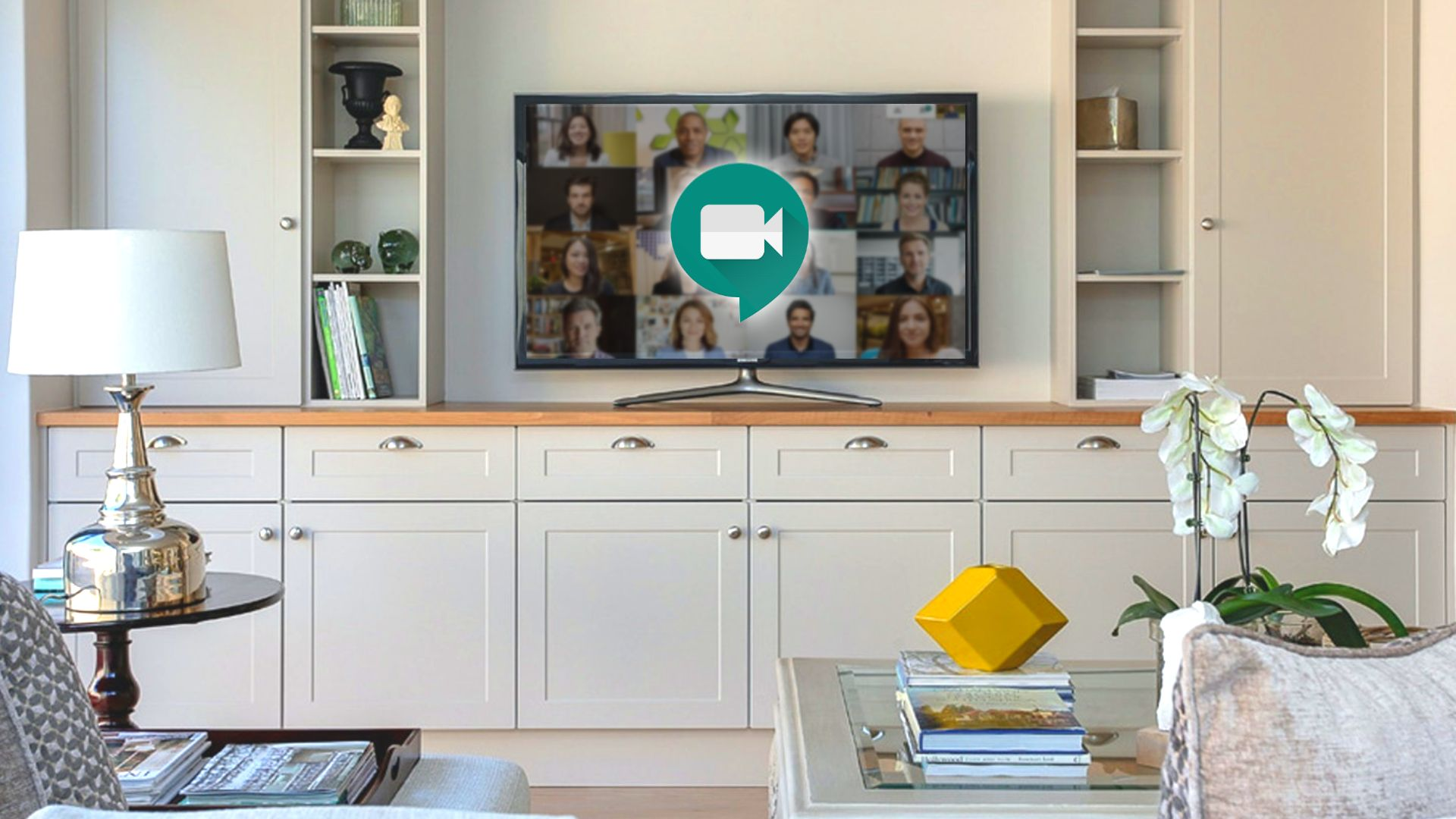 Chromecast will bring Google Meet video calls to your TV just in ...