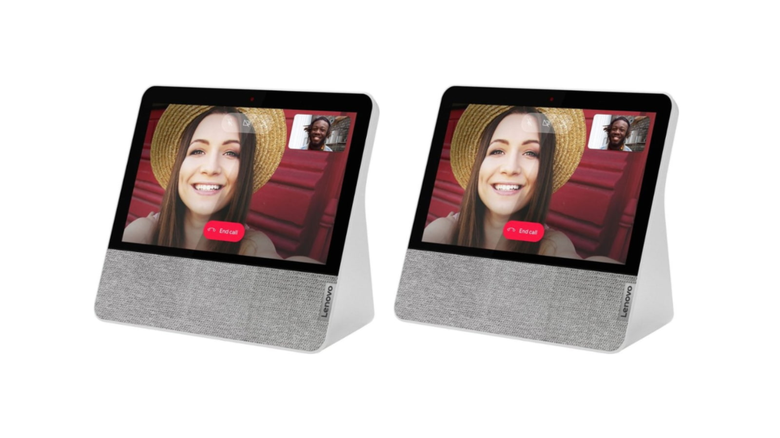 Double down with $70 off a pair of Lenovo Smart Displays