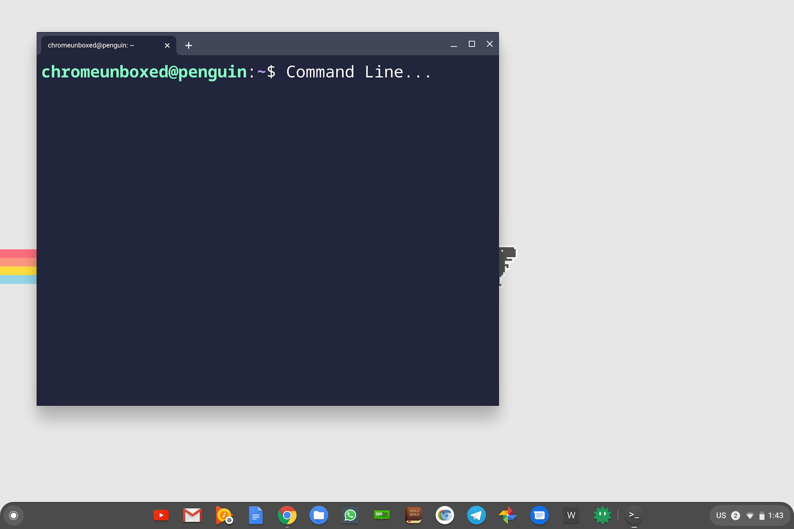 5 must-have terminal commands for Linux on your Chromebook