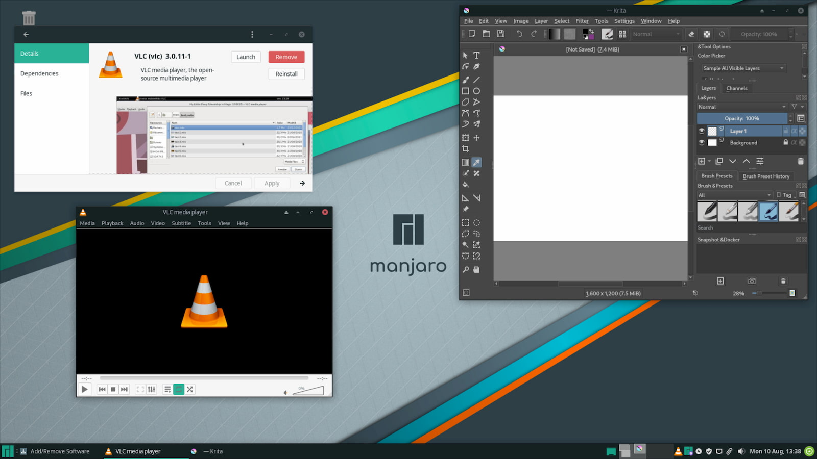 Manjaro Monday: Installing this Arch Linux branch on your Chromebook