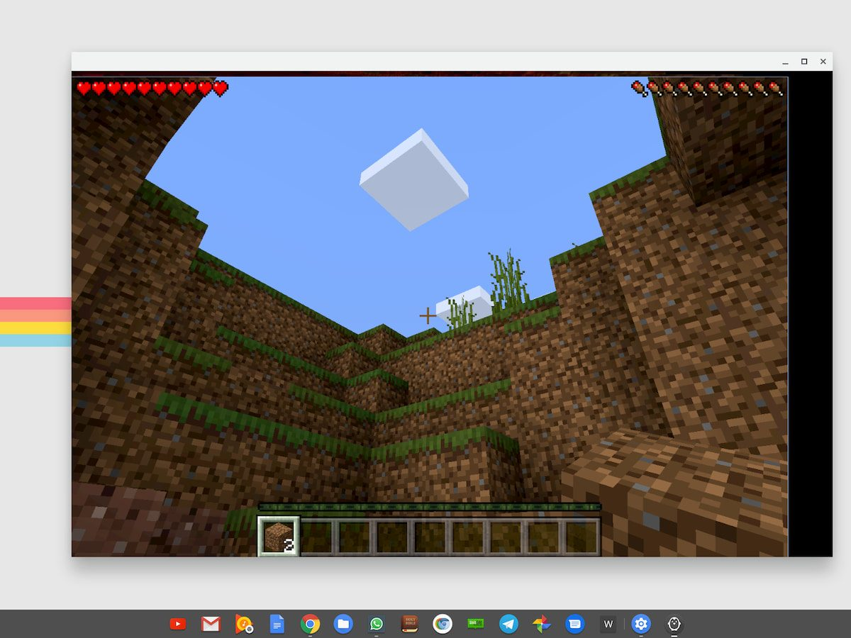How to play Minecraft Bedrock on your Chromebook