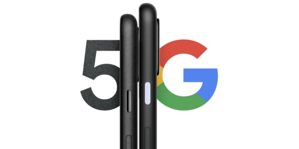 Mobility: Google unveils first 5G phones