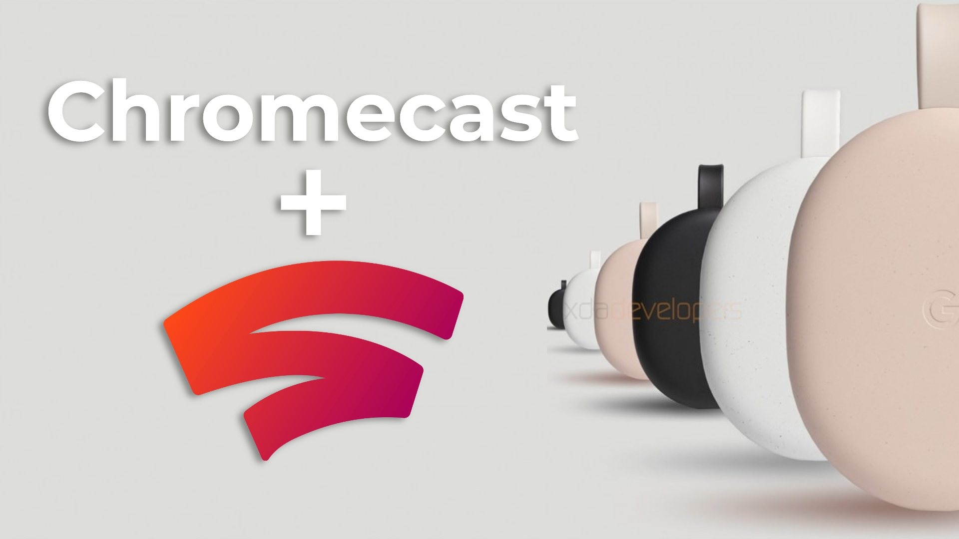 Stadia may be coming to the new Chromecast via the Android app