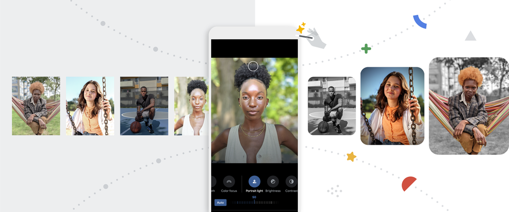 Google Photos editor updated with new design and powerful features, rolling out now