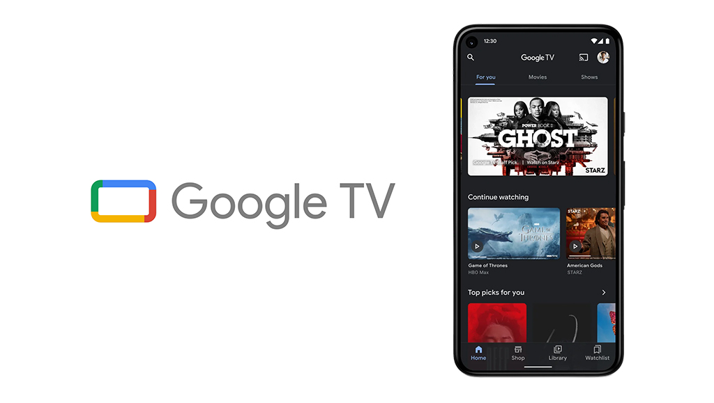 Google Play Movies and TV updated to reflect Google TV branding – web interface deprecated