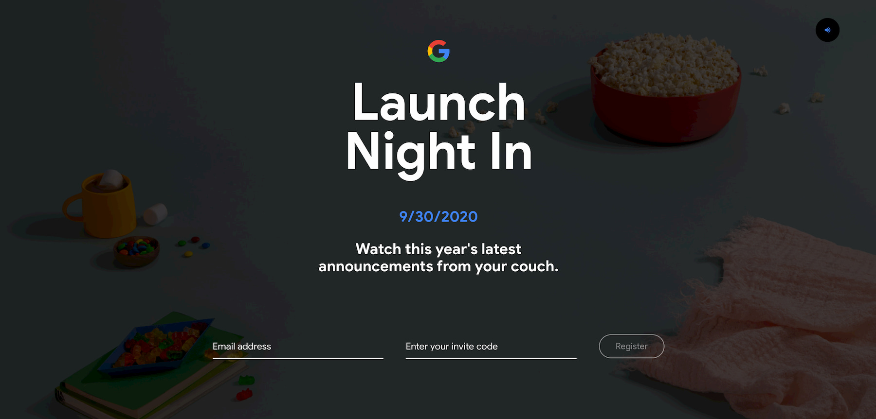 Google's hardware event goes virtual on September 30th: new Chromecast with Google TV and more