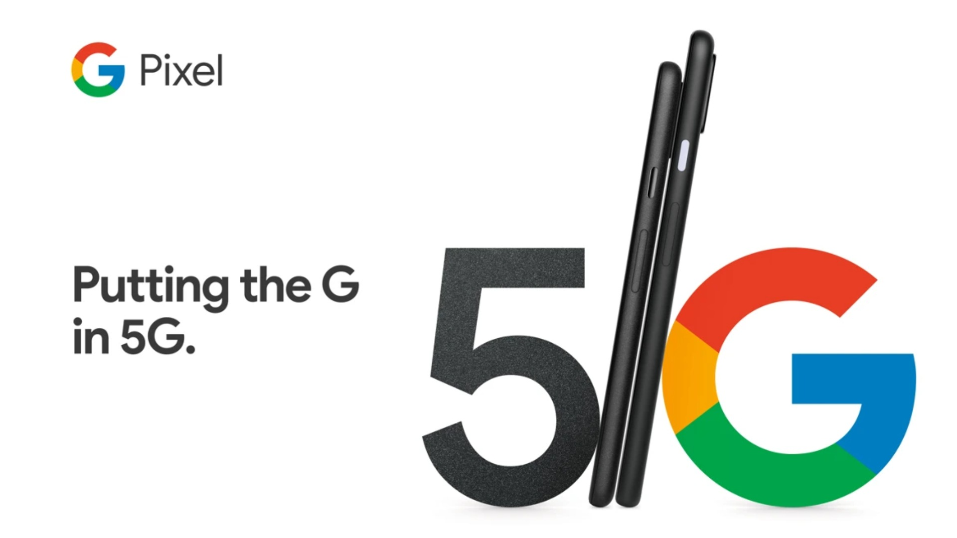 Google makes the Pixel 5 and Pixel 4a 5G official