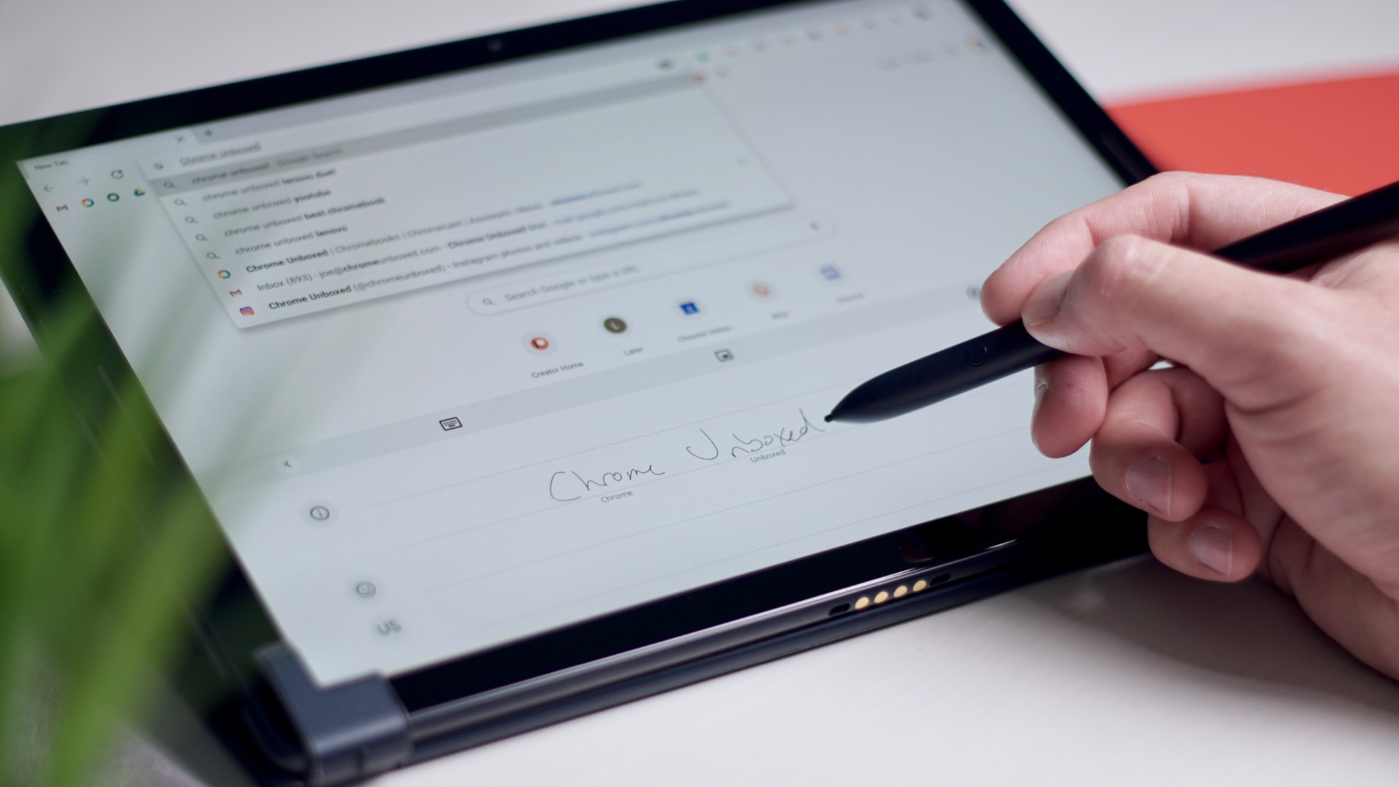This new Chrome OS 85 handwriting-to-text feature is shockingly good [VIDEO]