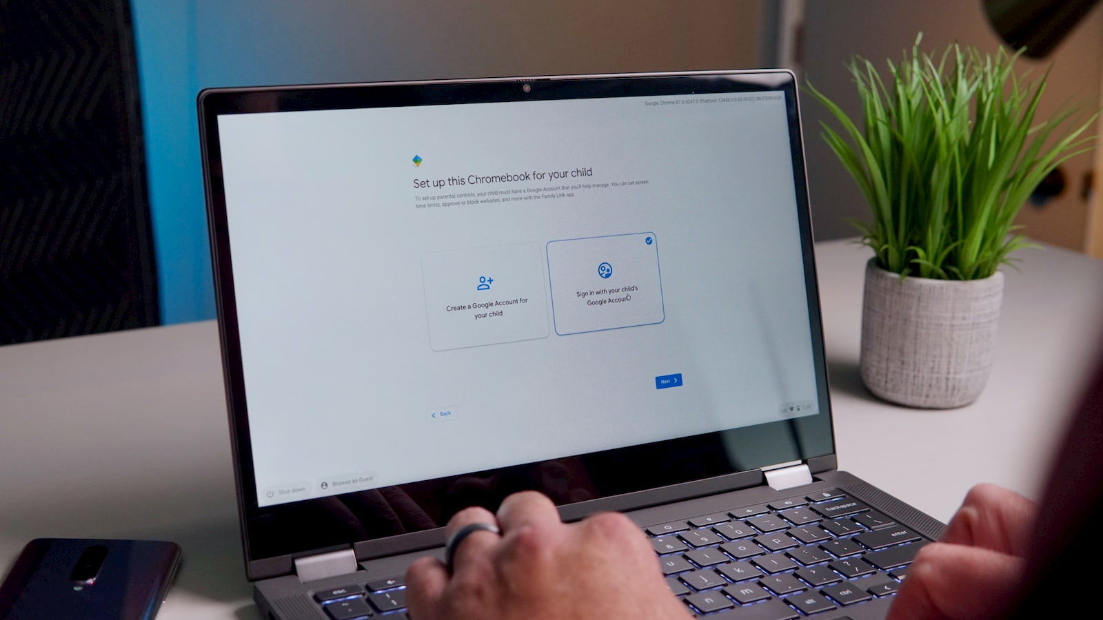 Chromebooks are getting a radical update to the setup process [VIDEO]