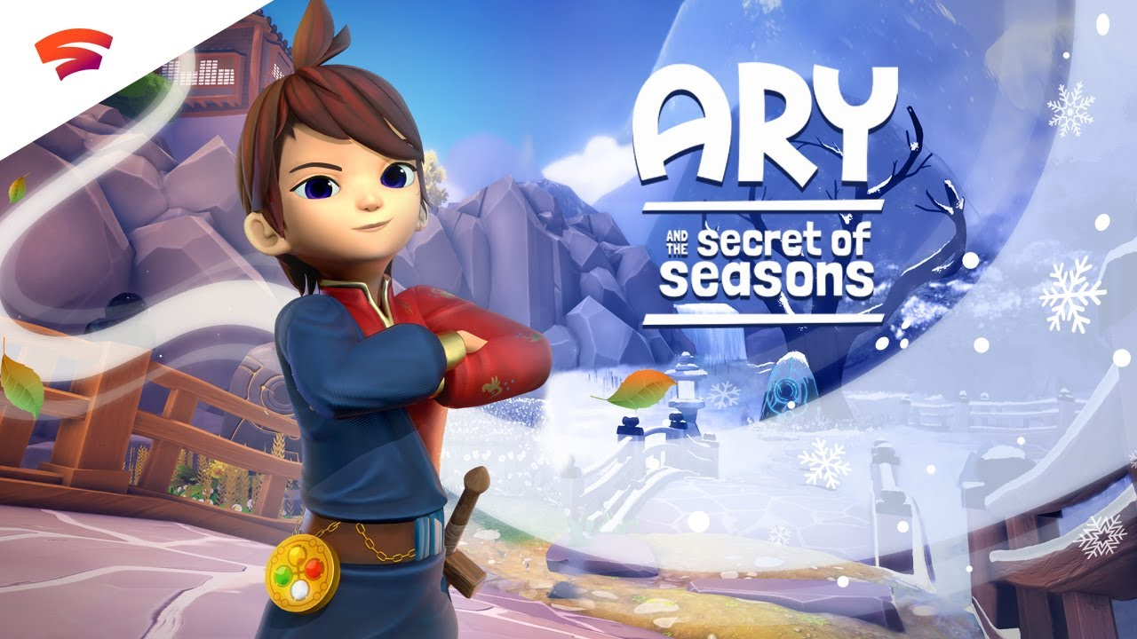 Ary and the Secret of Seasons, Cake Bash and Phogs announced for Google Stadia