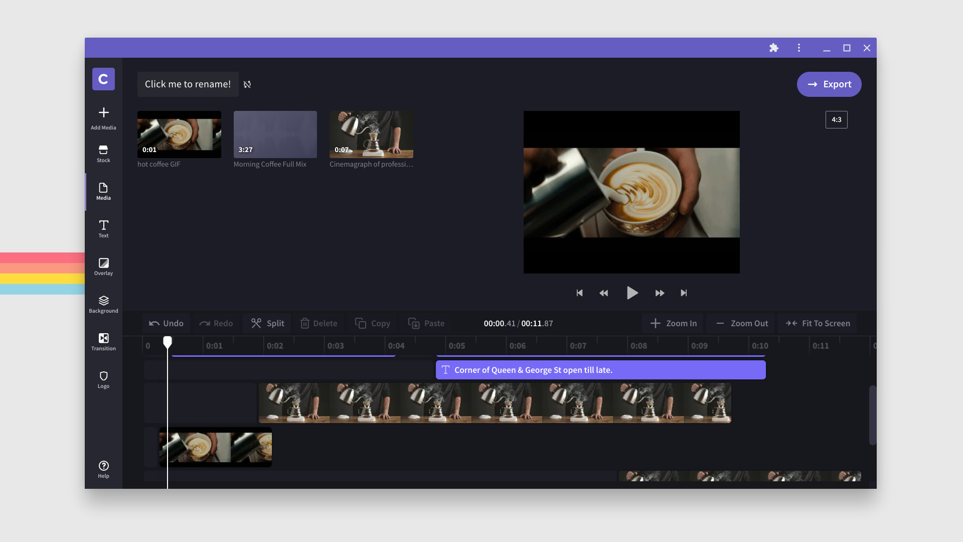 Get 2 months of Clipchamp Business Platinum video editor free with Chromebook Perks
