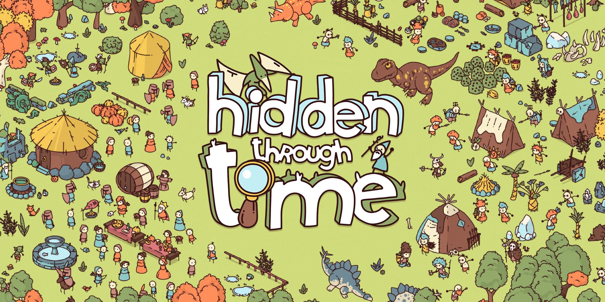 Deal Alert: Hidden Through Time, One Deck Dungeon, Cytus II and more Google Play Games on sale this week!